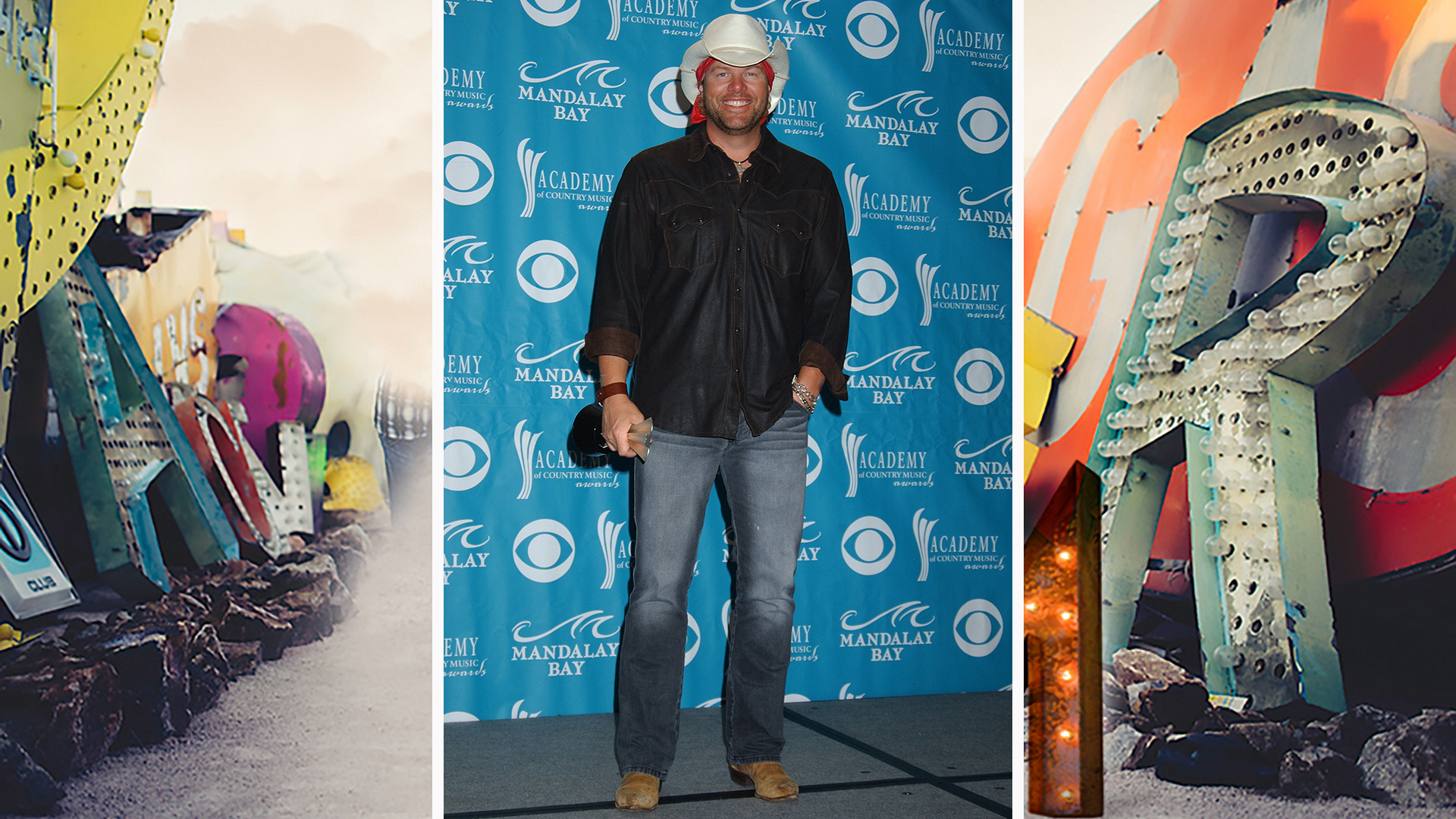 "Toby Keith puts down the ""Red Solo Cup"" for a night of sole-stompin' fun."