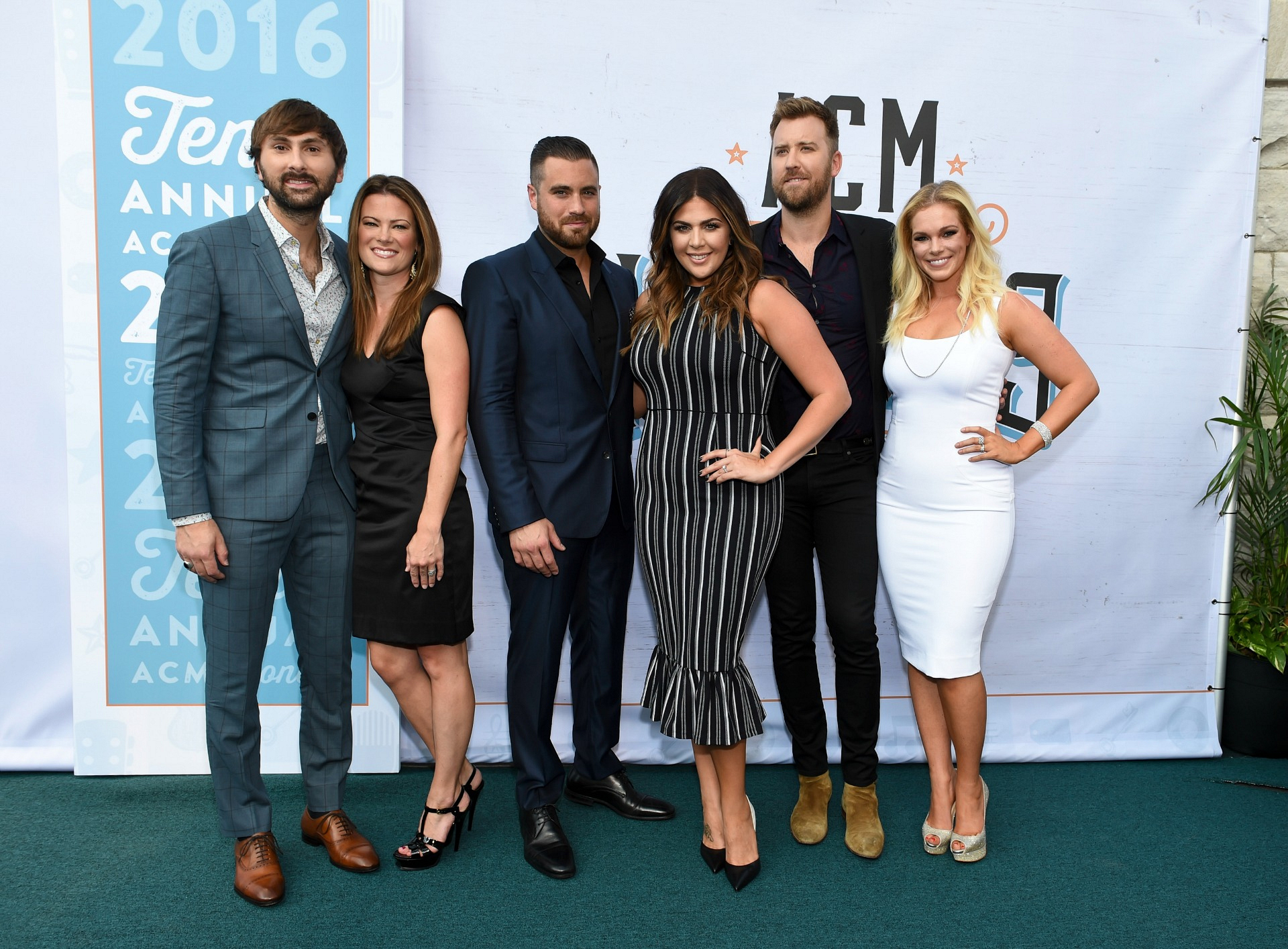 "Lady Antebellum ""Owned The Night"" at ACM Honors."