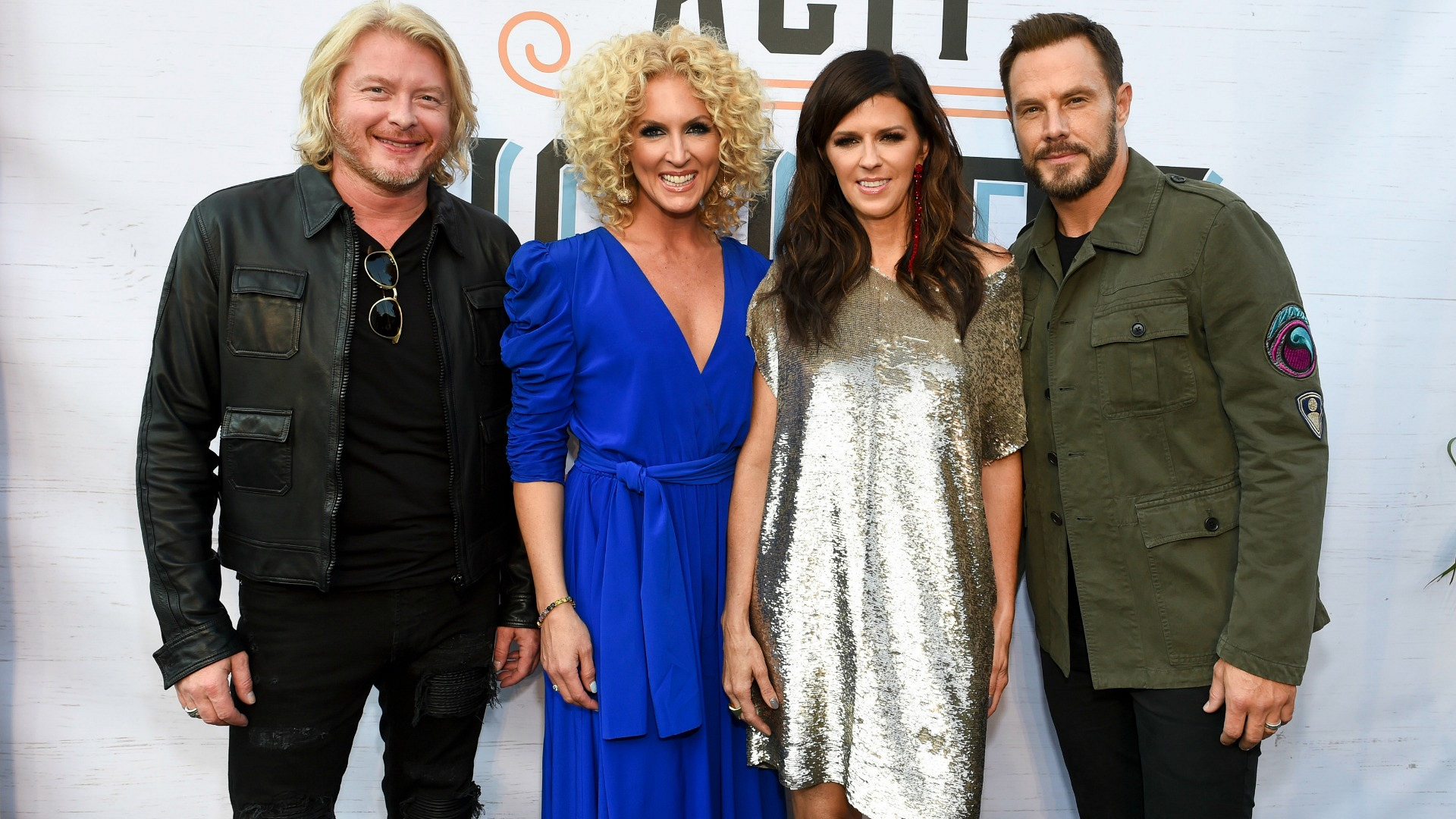 We can't stop crushing on Little Big Town's ACM Honors ensembles.