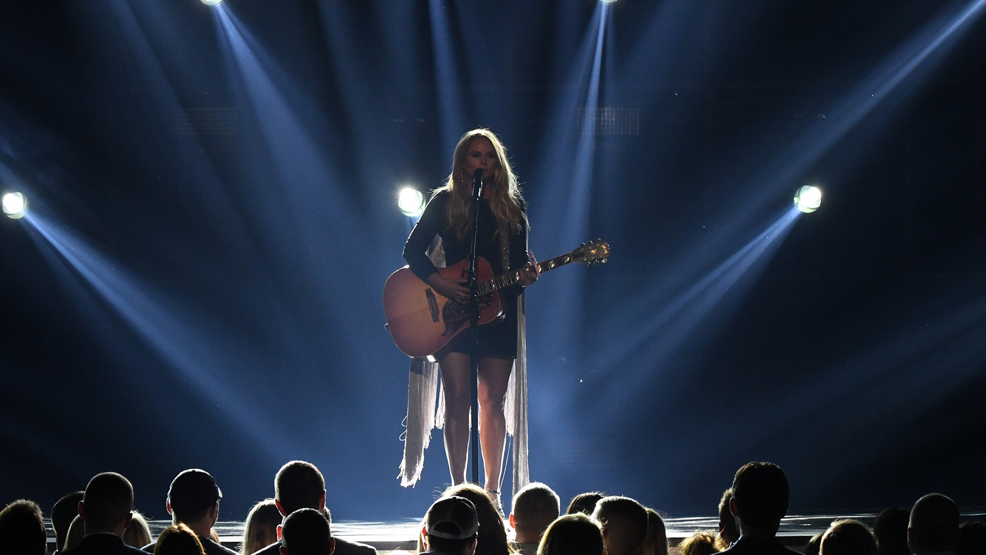 "Miranda Lambert performs ""Tin Man"" at the 52nd ACM Awards"