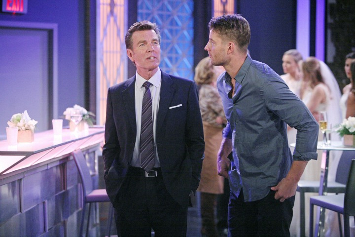 Jack welcomes Adam back to the real world.
