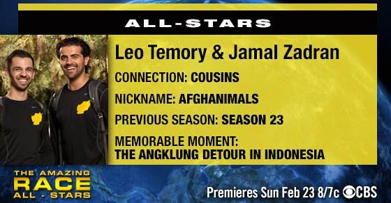 Leo and Jamal