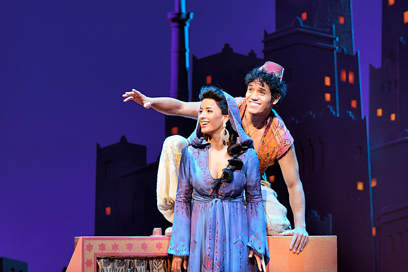 337: Number of Costumes in Aladdin