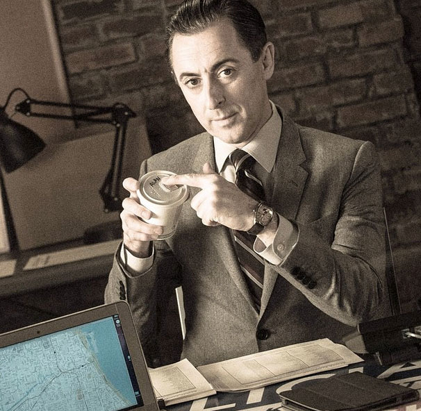 The Good Wife Instagram: Hello, my name is Alan.