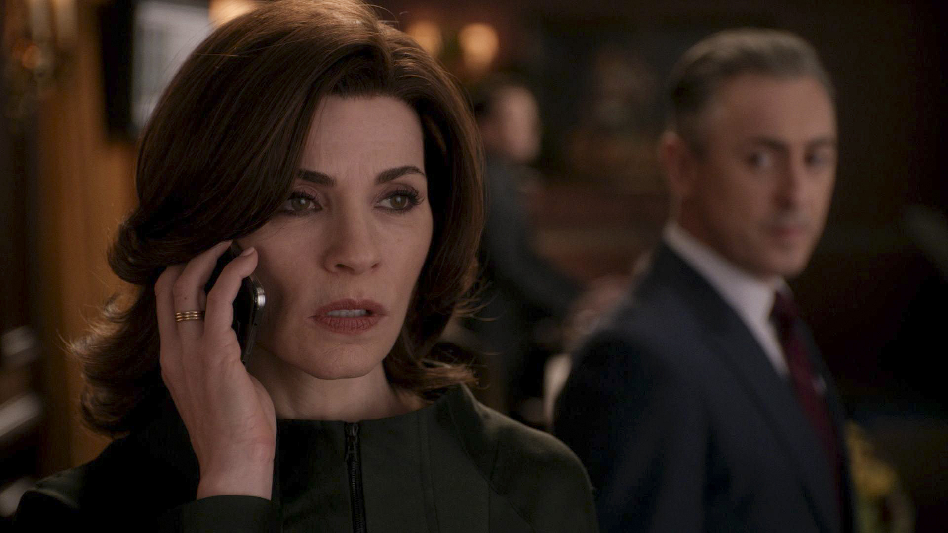 Season 5 Episode 16 - The Good Wife