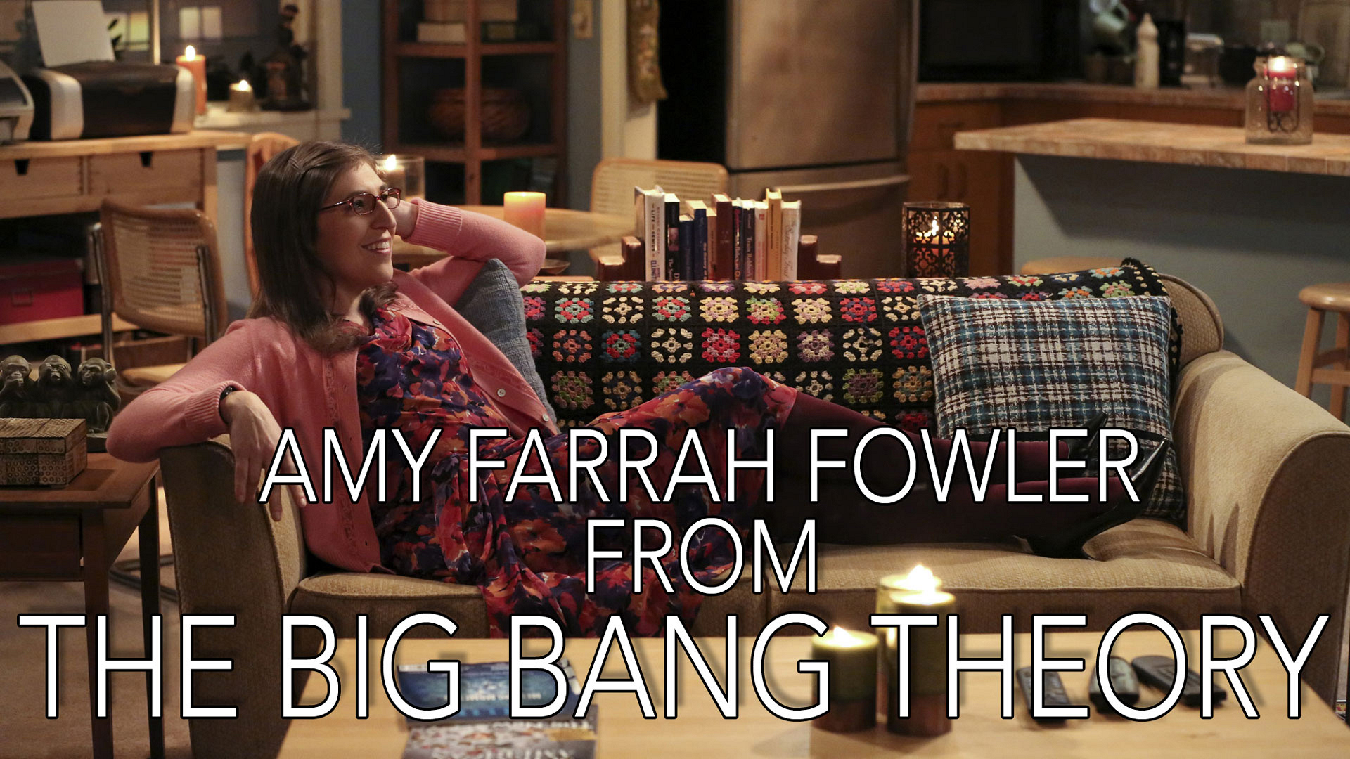 It's a line said by Amy Farrah Fowler on The Big Bang Theory!