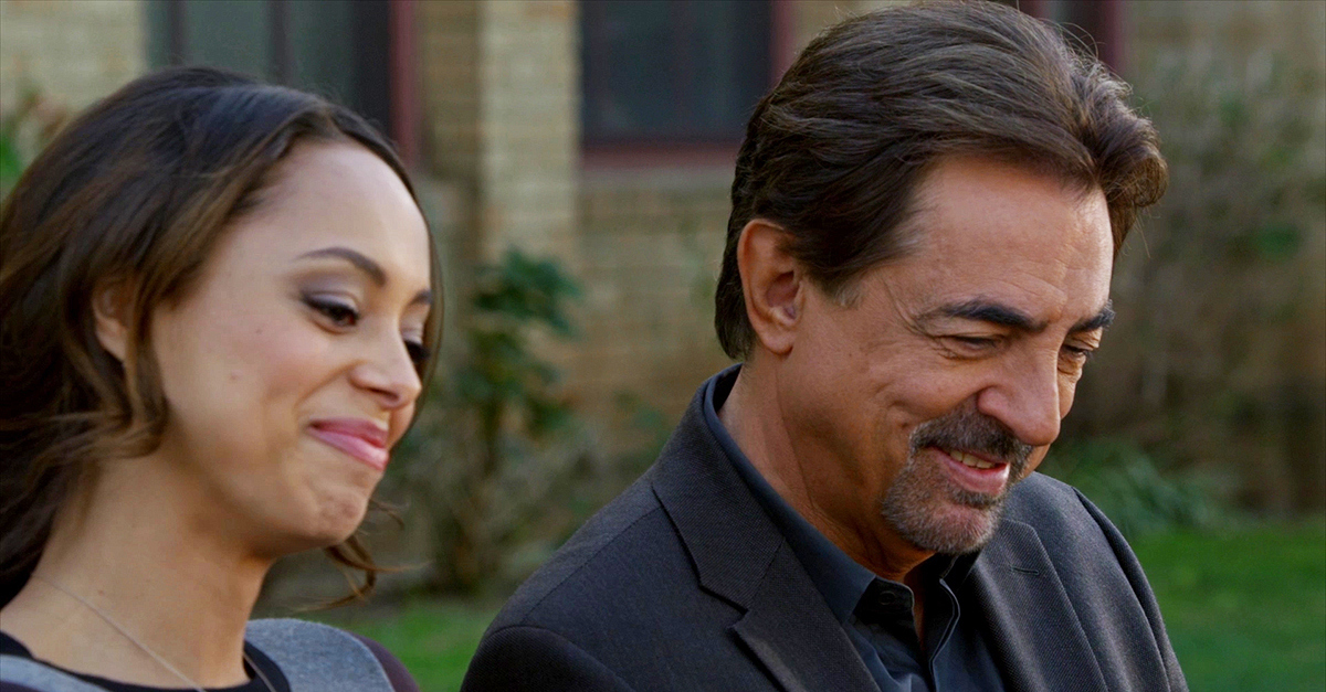 11. Rossi found out he had a daughter - Criminal Minds