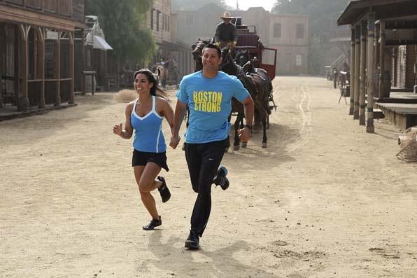 Jason Case & Amy Diaz