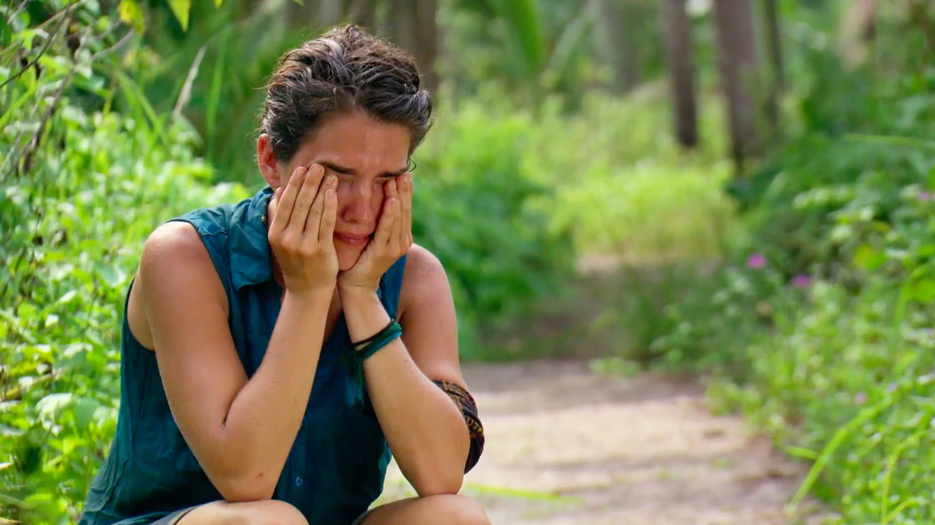 Aubry can't decided which big move to make at Tribal.