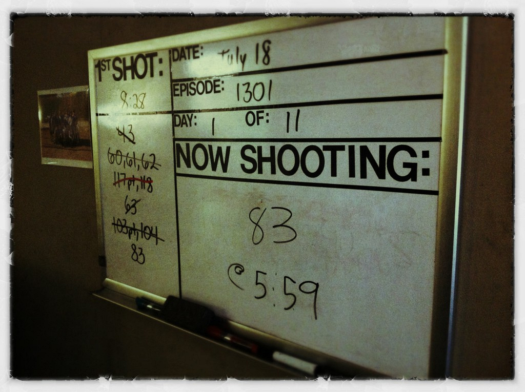 Shooting Board