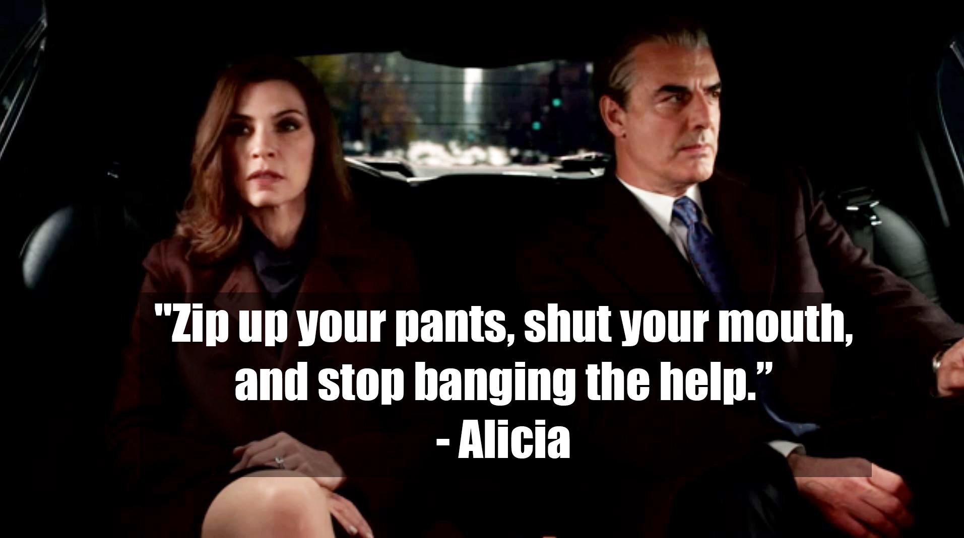 Alicia Florrick - <i>The Good Wife</i>