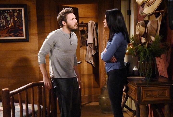 Liam misinterprets Quinn's emotions.