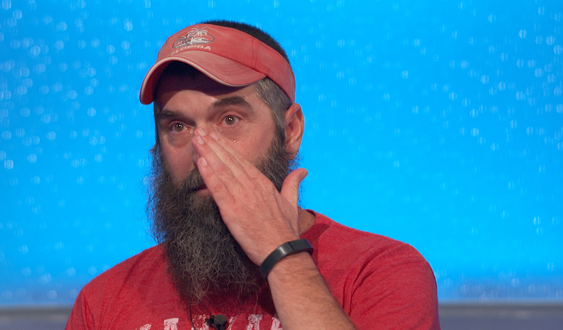 Donny gets emotional after his eviction