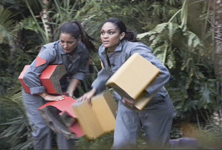 Jessie and Candice