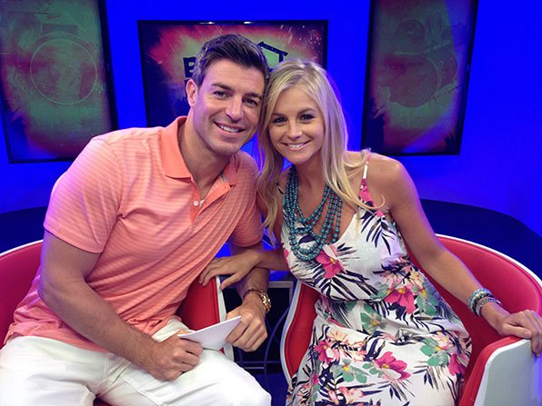 Jordan joins Jeff on the Big Brother Live Chat, which he hosts.