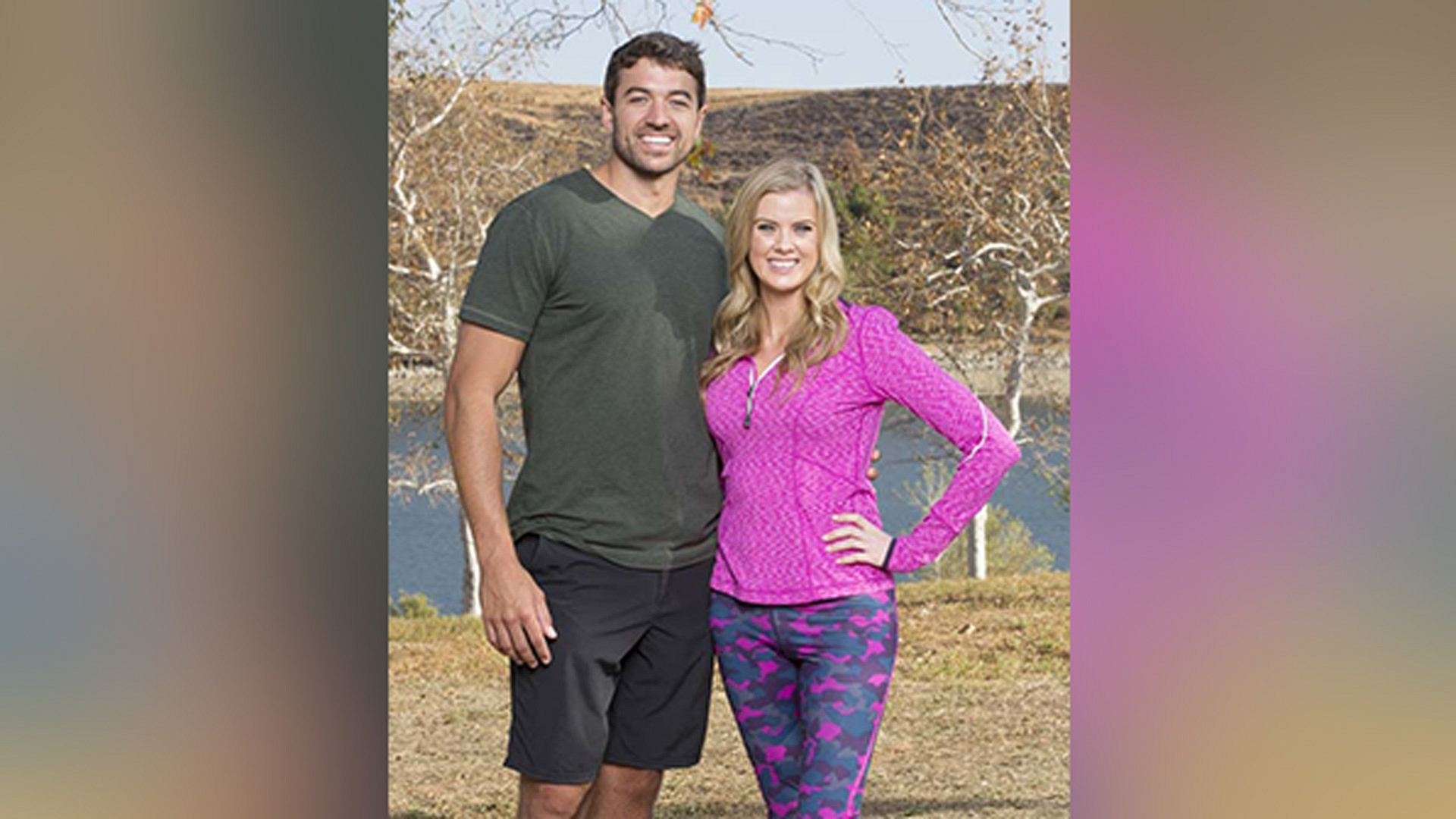 Laura Pierson and Tyler Adams (Season 26)