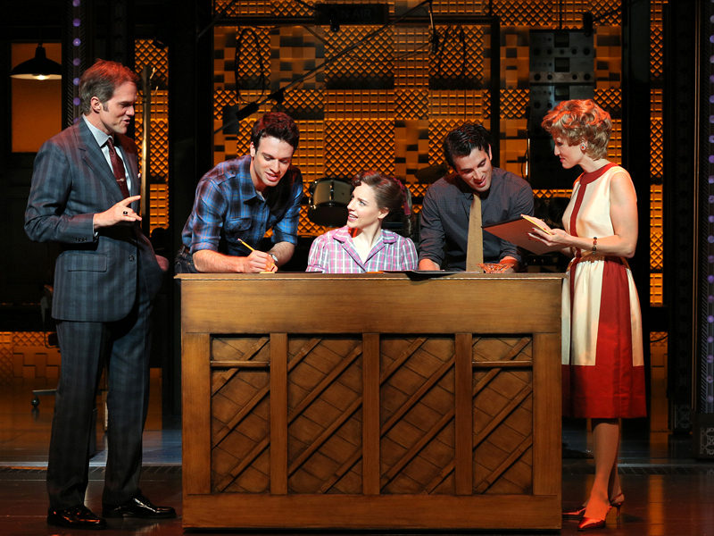 "26: Number of Carole King songs featured in ""Beautiful"""