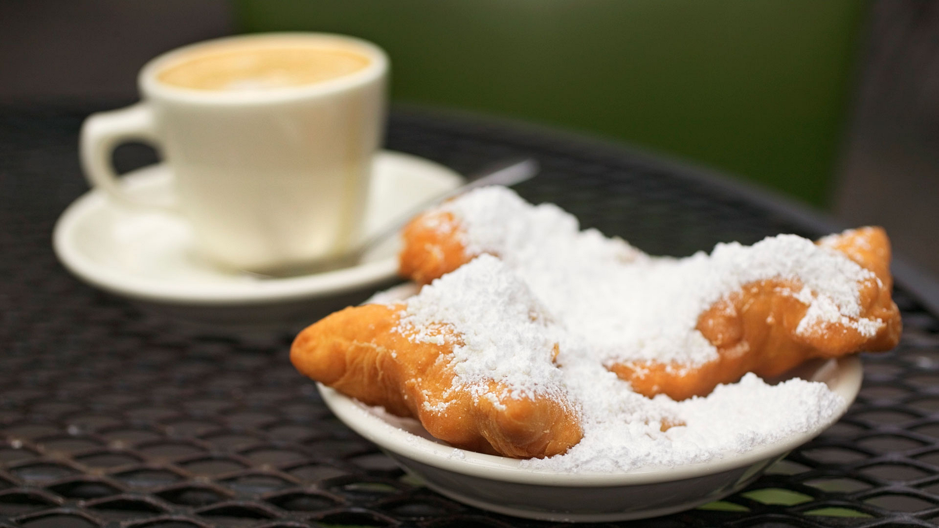 Beignets bring NOLA's coffee breaks to the next level