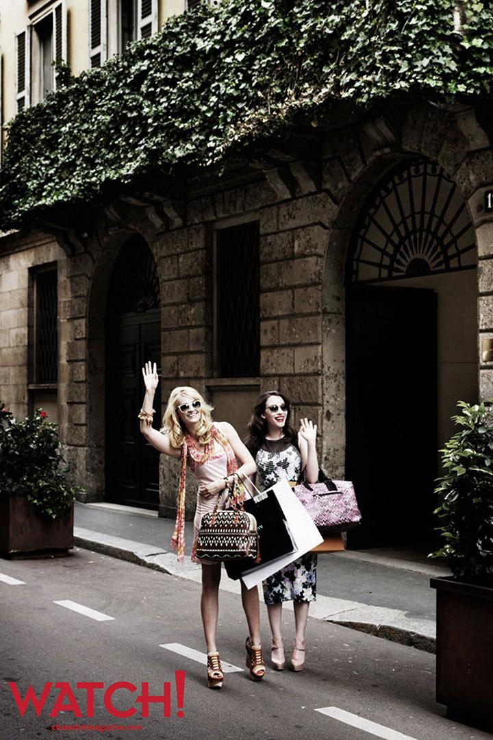 Not so broke in Milan