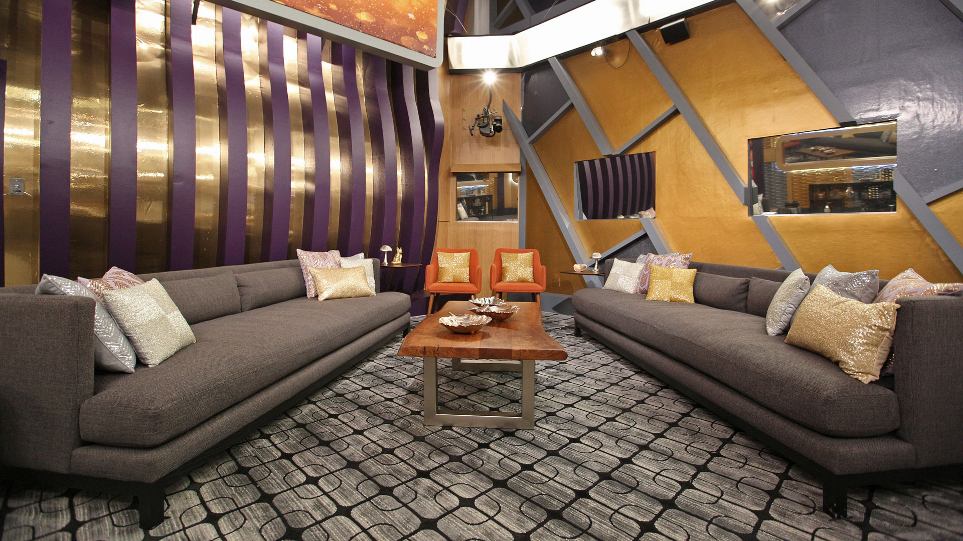 Big Brother: Over the Top Houseguests will gather here and vote for which HG will leave the house each week.