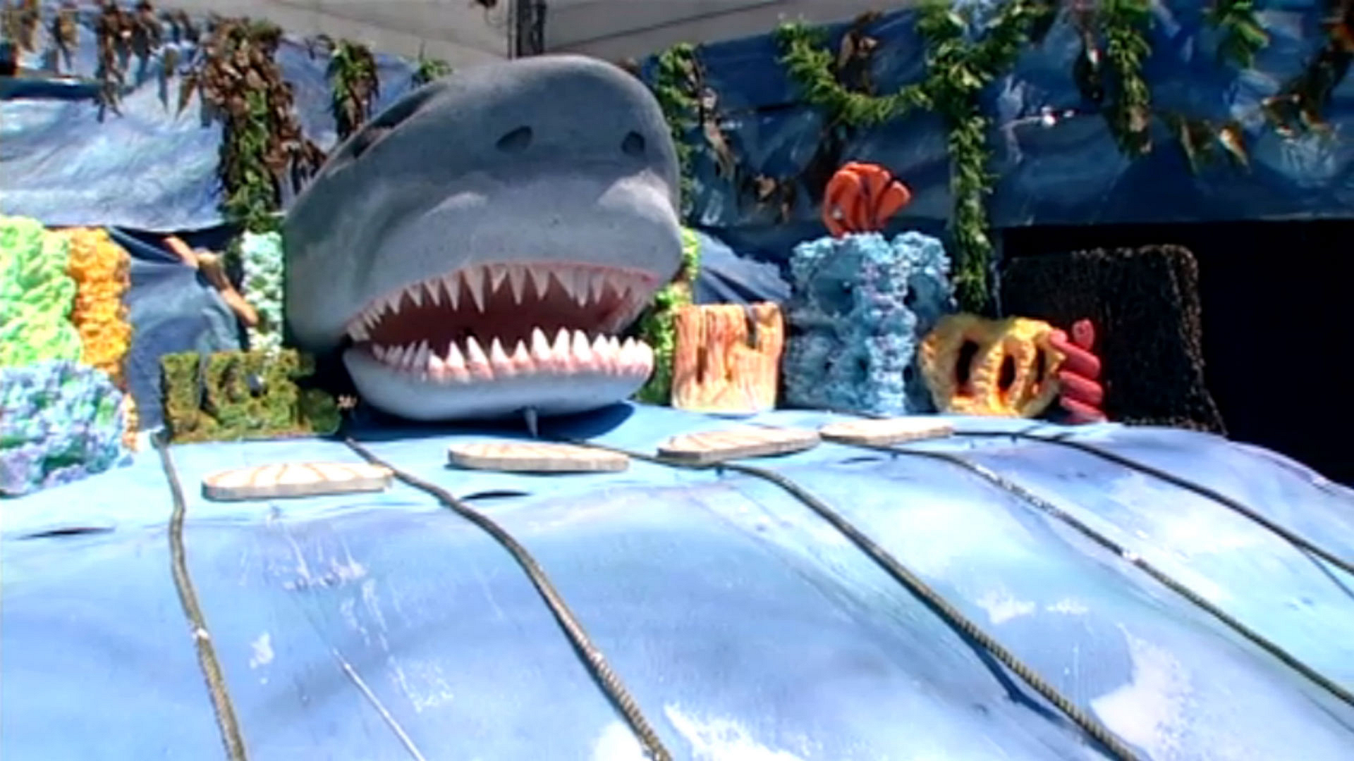"OTEV ""The Sweet Tooth Shark"" took a bite out of the Houseguests in Season 13."