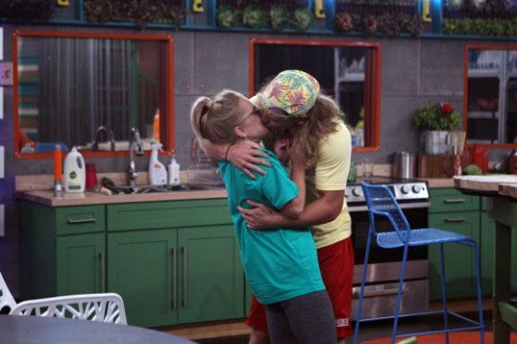6. Nicole Franzel and Hayden Voss (Big Brother)