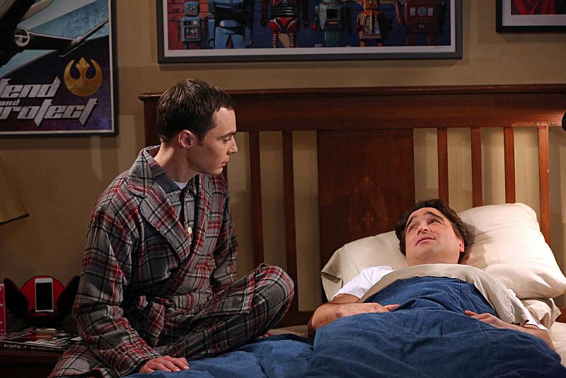 "10. <i>The Big Bang Theory,</i> ""The Septum Deviation"""