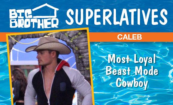 Caleb - Most Loyal Beast Mode Cowboy
