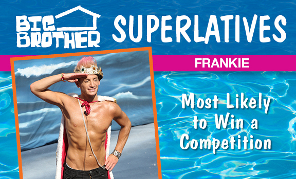 Frankie - Most Likely To Win A Competition