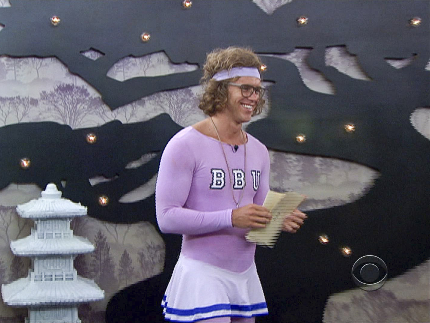 Reading his HoH Letter