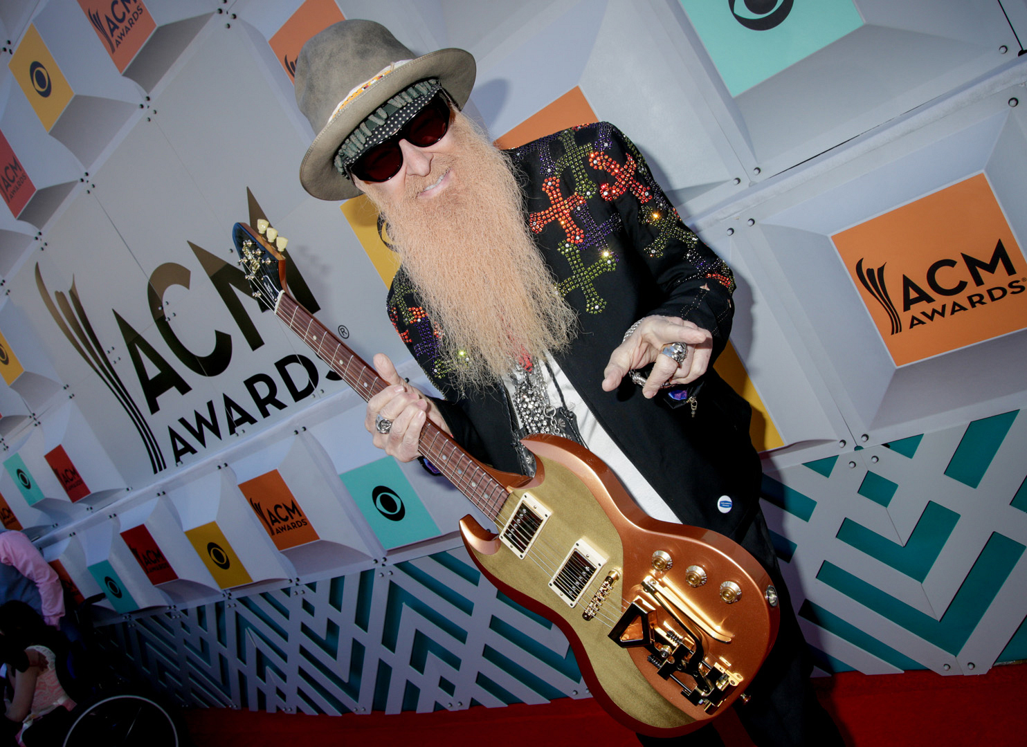 2016 ACMs: Billy Gibbons