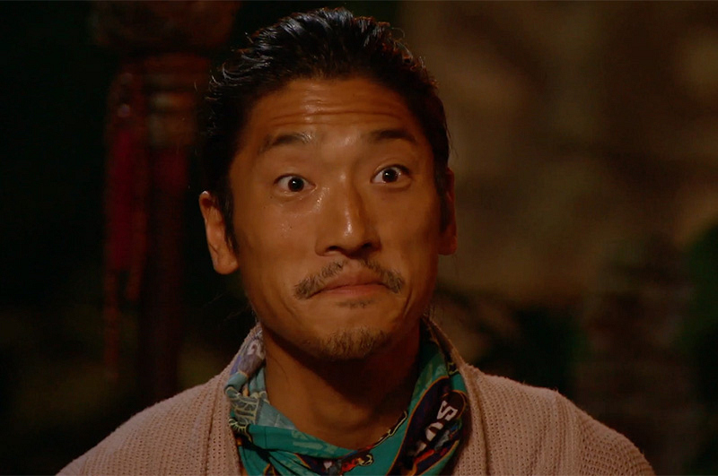 1. What was going through your mind heading into Tribal Council?