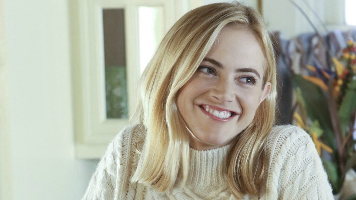 Emily Wickersham as Ellie Bishop