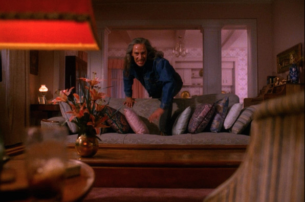 3. BOB creeping on the couch