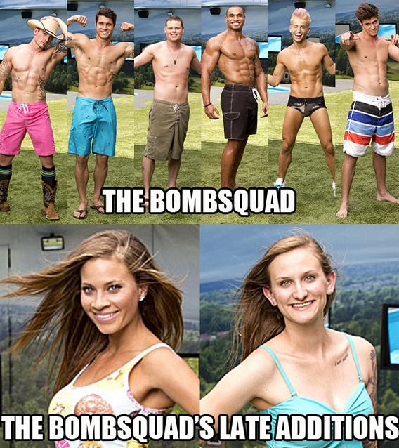"<a href=""http://www.cbs.com/shows/big_brother/video/f1SxnvTV80Gad3cqn2Hy1nR5_gODPDD0/big-brother-the-bomb-squad/"">The Bomb Squad</a>"