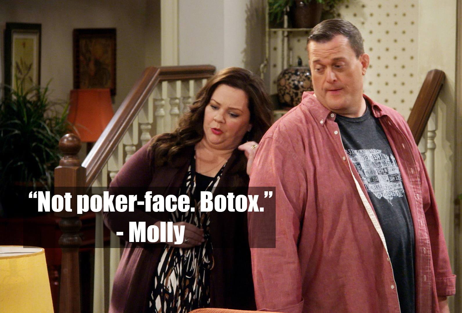 Molly Flynn - <i>Mike & Molly</i>