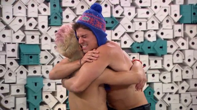 """""""I'm not gay, but the bond that Frankie and I have is so genuine & sincere that I truly feel like he is my boyfriend."""""""