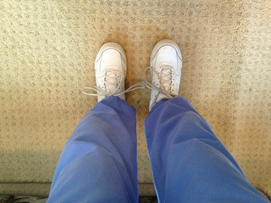 Feet Check