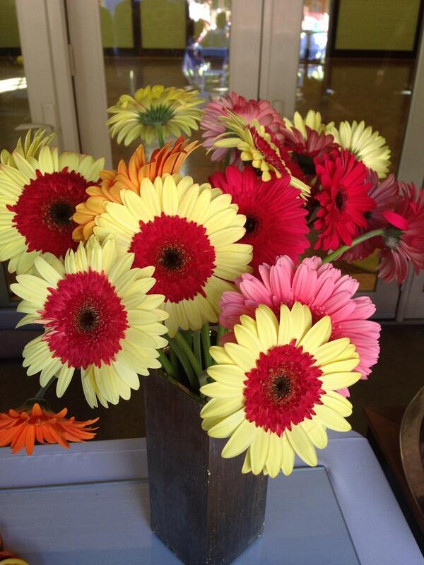 53. Favorite Flowers