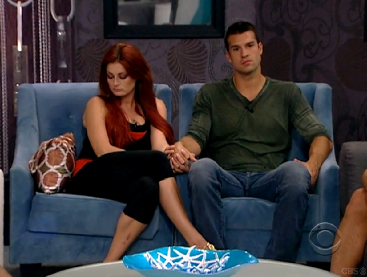 Brendon and Rachel (Big Brother 12)