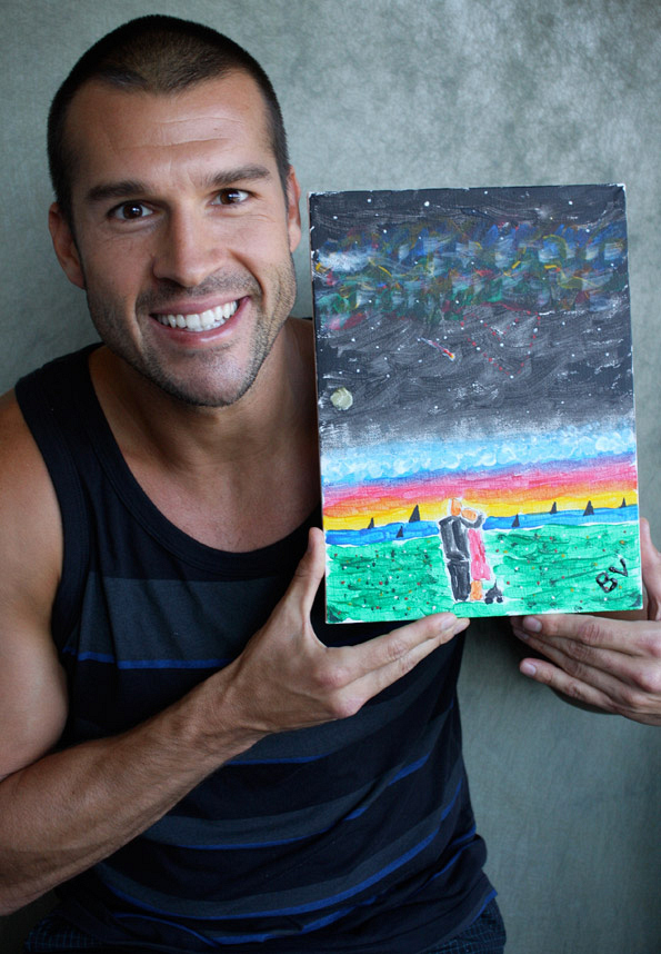 Brendon's Painting