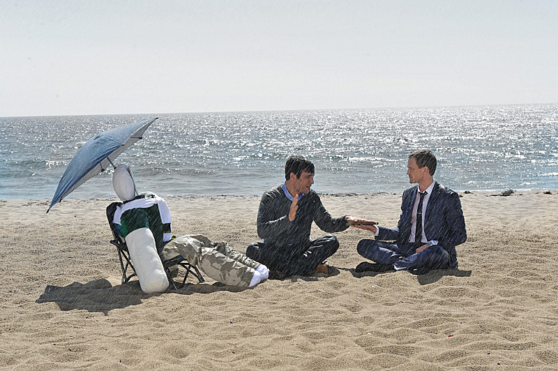 10. Ted and Barney - HIMYM