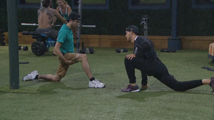 2. The Bromance Lunge Of Greatness