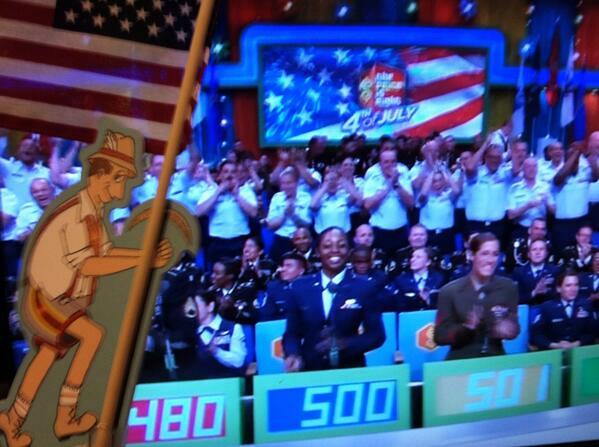 Yodely Guy gets patriotic