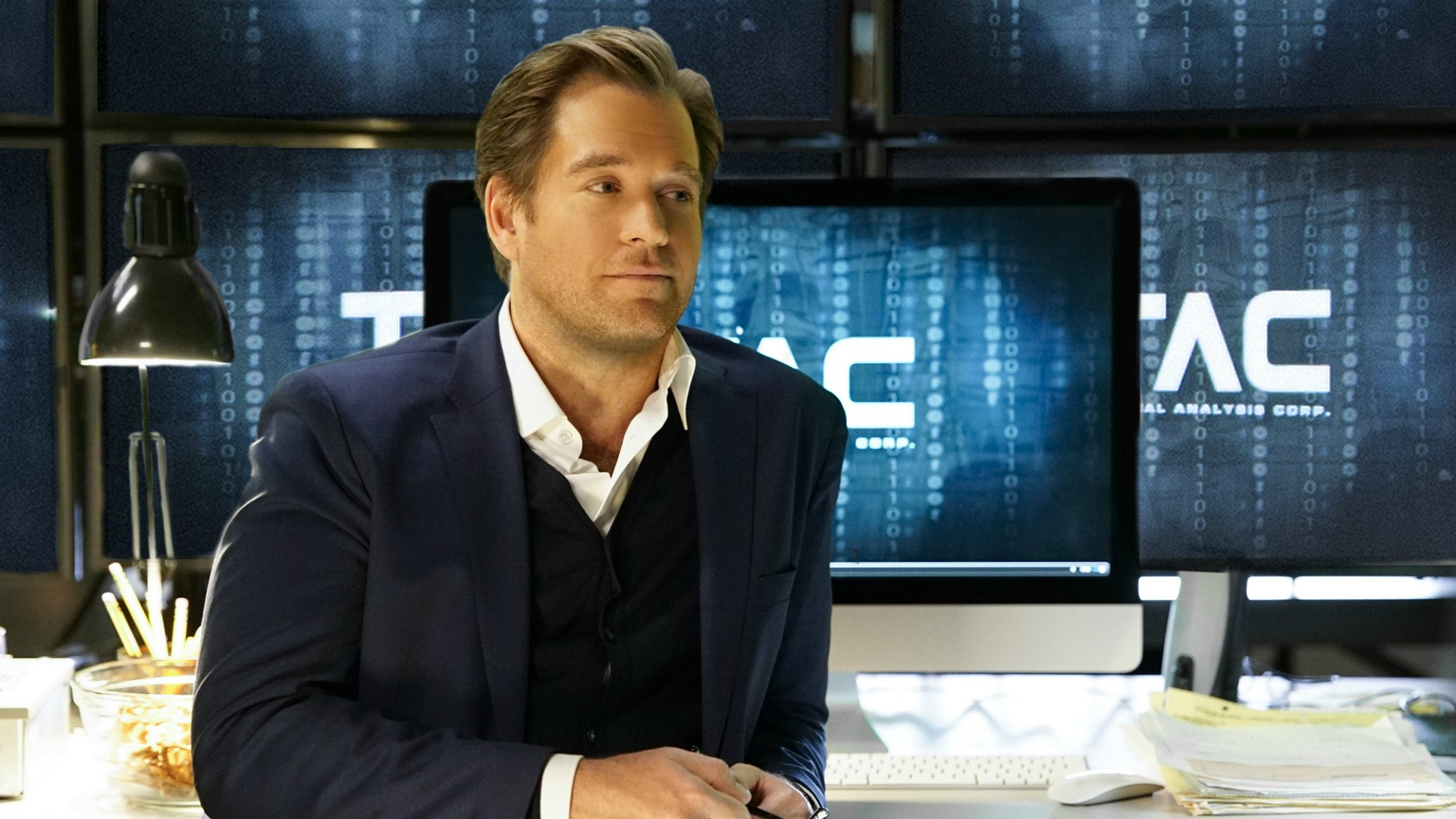 We're psyched to see more of Dr. Bull's skills.