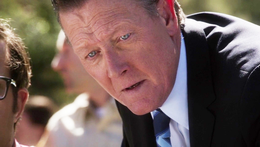 9. Walter never stopped looking out for Cabe.