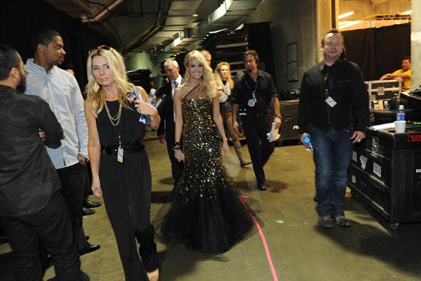 8. Carrie Underwood