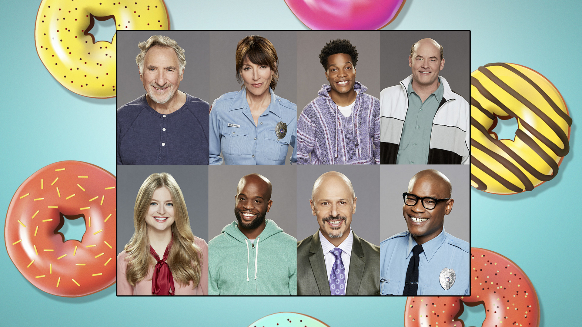 Superior Donuts will bring all the fun and lots of yum this February.