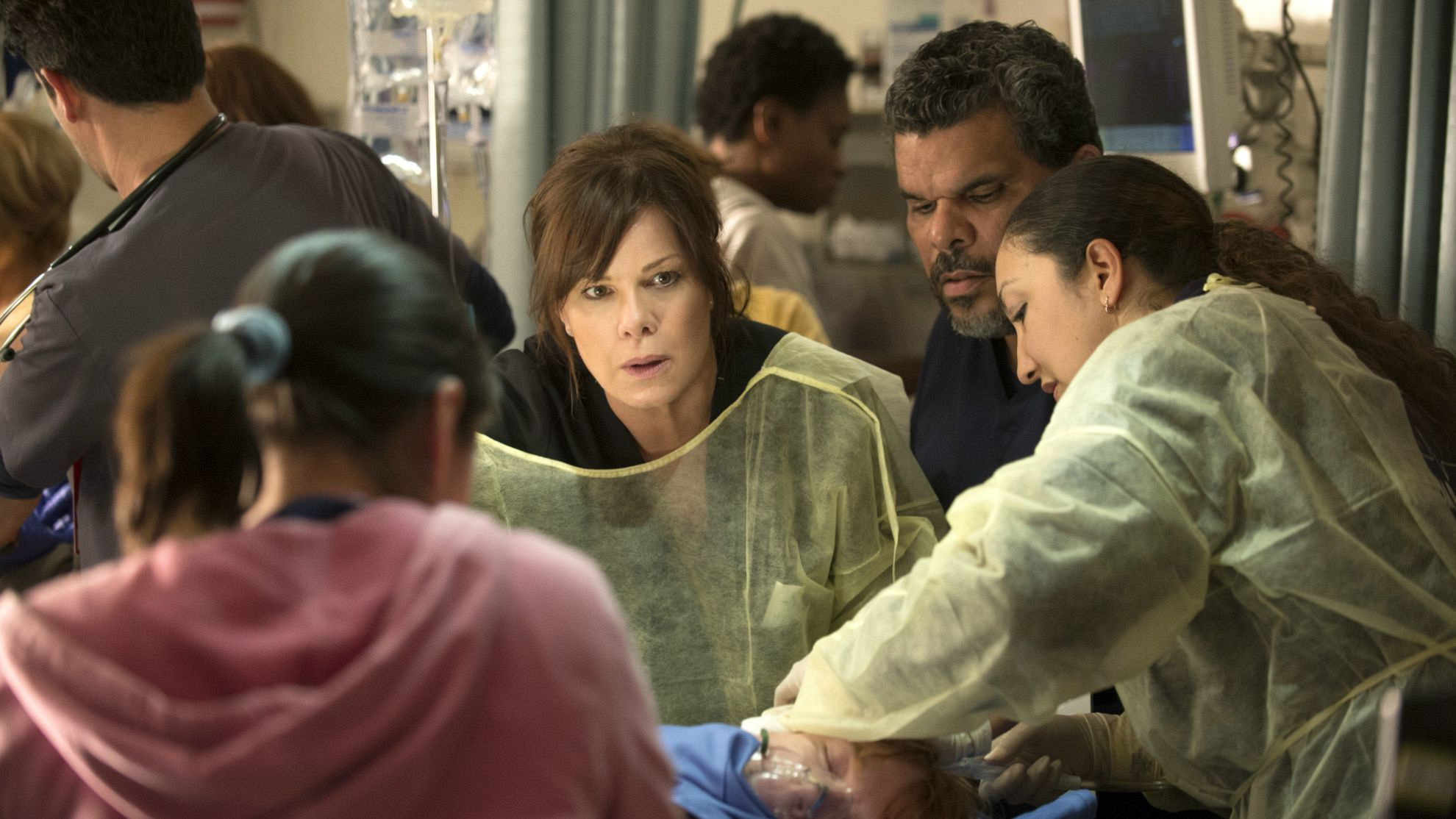 Dr. Leanne Rorish on Code Black