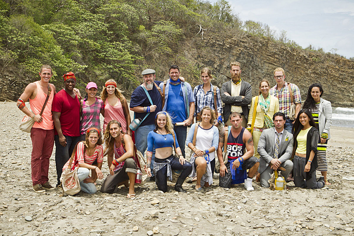 What Survivor: Worlds Apart contestant won five individual immunity challenges in the final stretch of the game?